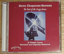 Steve/Annie Chapman cd Genesis  BEST OF THE EARLY DAYS Dogwood HOME SWEET HOME