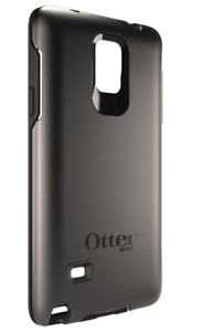 OtterBox SYMMETRY Series case for Samsung Galaxy Note 4 - Black (77-50499)