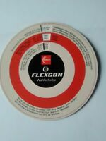 Vintage Flamco FLEXCON Wahlscheibe Circular Slide Rule Rechenscheibe Germany