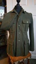 Ww2 German uniform m40 combat tunic 36 inch chest size