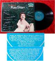 LP Kay Starr The Hits of Kay Starr (Capitol)