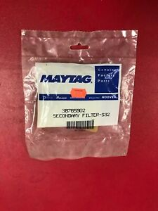 Hoover Electronic 1000 Vacuum Secondary Square Filter By Maytag 38765902 C1