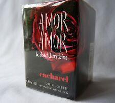 Nuovo di Zecca Cacharel Amor Amor Forbidden Kiss EAU DE TOILETTE, 30 ML