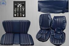 Mercedes SL R/W107  Sitzbezüge + Rückbank + Sicherheitsgurte,ZAGAB SPEZIAL Paket