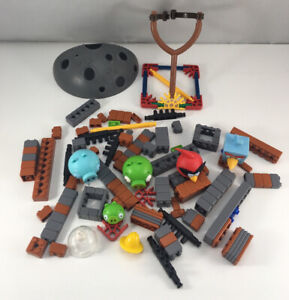 Angry Birds K'nex Building Set Replacement Parts Lot