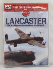 PC Lancaster The Most Famous Bomber from WWII (PC , 2009) Add on for FSX FS2004