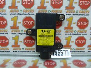 12 13 2012 2013 KIA SOUL STABILITY CONTROL YAW RATE SENSOR 95690-2T250 OEM