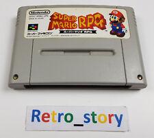 Super Famicom Super Mario RPG JAP