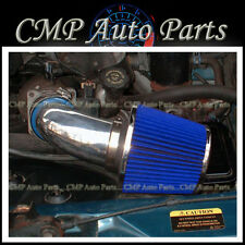 BLUE 1996-2005 CHEVY ASTRO VAN GMC SAFARI 4.3 4.3L V6 AIR INTAKE KIT
