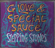 G Love&Special Sauce-Stepping Stones promo cd single