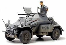 Tamiya 1/35 German Armored Car Sd.Kfz.222 Plastic Assembly Kit 35270