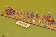 15mm ACW / confederate - regiment (as photo) 32 figures - inf (43693)