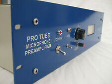 More details for vintage rft we60 tube microphone preamplifier