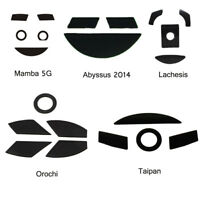 2X Teflon Mouse Feet Skate for Razer Taipan/Elite Match/Abyssus 2014/DeathAdder
