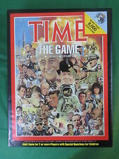 TIME The Game  John Hansen Co. Style No. H2080 c.1983  In VG Condition