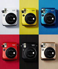 Fotocamera Istantanea FujiFilm Fuji Instax Mini 70 (disponibile in 6 colori)