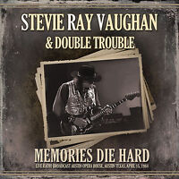 STEVIE RAY VAUGHAN & DOUBLE TROUBLE - Memories Die Hard - CD - 732041