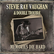 STEVIE RAY VAUGHAN & DOUBLE TROUBLE - Memories Die Hard - CD - 732041