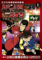 Film Comic: Lupin the 3rd vs. Detective Conan: The Movie 1 Japan Book