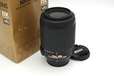 Nikon Zoom-NIKKOR 55-200mm f/4.0-5.6 DX G SWM AF-S VR IF A/M ED Lens