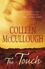 The Touch by Colleen Mccullough (2003, Hardcover)