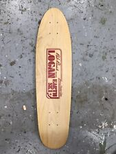Deck Logan earth ski Bob Biniack model dura lite Skate Vintage