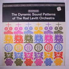 ROD LEVITT: Dynamic Sound Patterns LP (price tag oc) Jazz