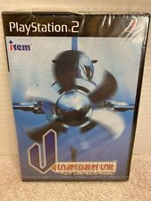 U: Underwater Unit Japan Import PlayStation 2 PS2 Brand New NTSC-J Sealed Game