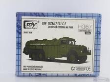 Bausatz SDV 10059 Tatra T111 C-7 Mi-Trinkwasser Maßstab: 1:87