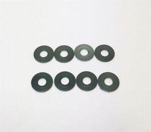 Mugen 3mm Spacer 2.0mm Thick Gray (8pcs): MRX6X / 6R / 6 - MUGH0181C-G