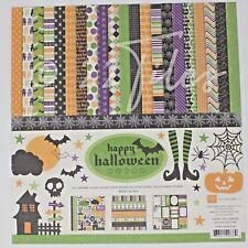 Echo Park Paper Co. Happy Halloween, HH4016TM (new, scrapbook, kit, planner)