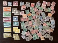 100+ WURTTEMBERG STAMP LOT FROM 1800's - MID 1900's, MINT, USED, OVERPRINTS
