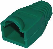 Aerzetix 10x Manchons de protection pour Rj45 Fiche Prise Connecteur Vert Réseau Ethernet