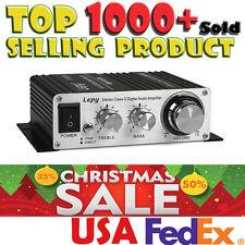 Lepai Lepy LP-2020A Tripath Class-D Hi-Fi Audio Amplifier w/ Power Supply