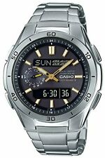 CASIO WAVE CEPTOR Solar WVA-M650D-1A2JF Men's Watch