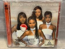 The Writing's on the Wall by Destiny's Child (CD, 2 Discs, Nov-2000, Columbia)