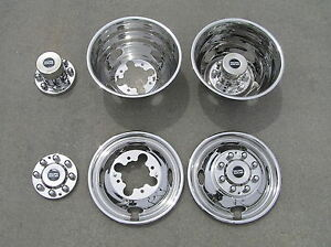"16"" 01-07 Chevy Silverado / GMC Sierra 3500 Dually Wheel Simulators"