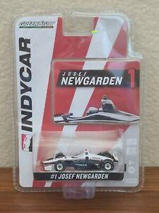 2018 #1 Josef Newgarden Hitachi 1/64 Greenlight Indycar Diecast