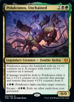 MTG Polukranos, Unchained Theros Beyond Death MYTHIC RARE NM/M PRESALE JAN 24
