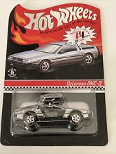 Hot Wheels Rlc 2012 Delorean Dmc-12 *Free Shipping*