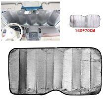 Auto Visor Block Cover Folding Jumbo Sun Shade Front Rear Car Windshield Cover