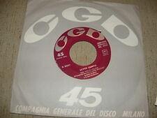 "BETTY CURTIS "" TRE VOLTE FELICE - RICORDAMI "" ITALY'62"