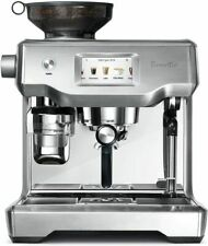 Breville Oracle Touch Espresso Coffee Machine - Brushed Stainless Steel
