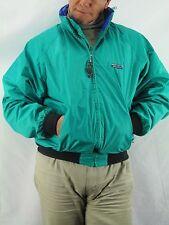 Eddie Bauer Vintage Wind stopper  Rip Stop Neoprene Cuffs  Jacket  Men's L  BT