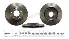 Disc Brake Rotor fits 2010-2013 Kia Forte,Forte Koup Forte5 Soul  BEST BRAKES US