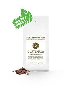 Freshly Drum Roasted Coffee Beans 1kg Guatemala Huteno Estate High Grade Arabica