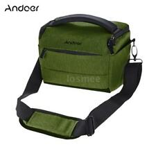 DSLR SLR Camera Shoulder Bag Lens Protective Case Backpack for Canon Nikon U6B7