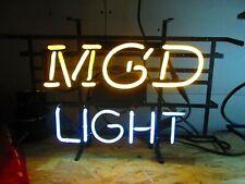 Mgd Light Neon Sign