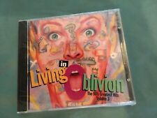 LIVING IN OBLIVION: 80'S GREATEST HITS, VOL. 3 - V/A - CD - **SEALED/NEW**