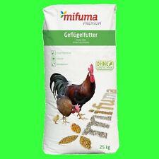 Mifuma Geflügelkörner Eco mit Anisöl 25 kg Geflügelfutter Wachtelfutter